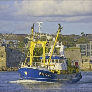 Beam Trawler Admiral Blake