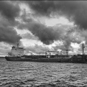 Passing Mount Batten Pier