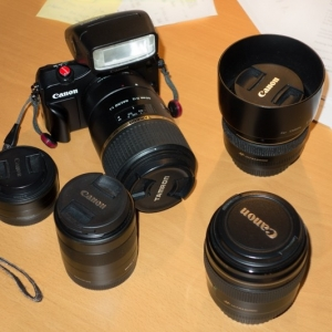 Expanded EOS-M kit