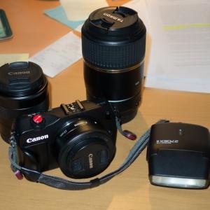 Basic EOS-M kit