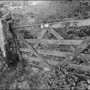 Gate on rough path in Owley Bottom