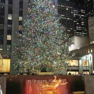 Rockefeller Center, New York City, With Fuji XF1