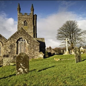 Sheepstor church