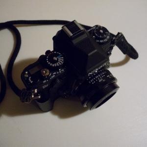 Nikon Df with Voigtlander 40mm Ultron.