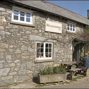 A Dartmoor pub