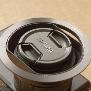 Modifications to Sigma DP Merrill lens hoods